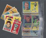1957 Topps Football Cards Better Condition Lot of (16)