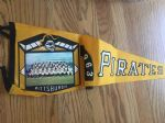 1963 Pittsburgh Pirates (NL) Photo Pennant